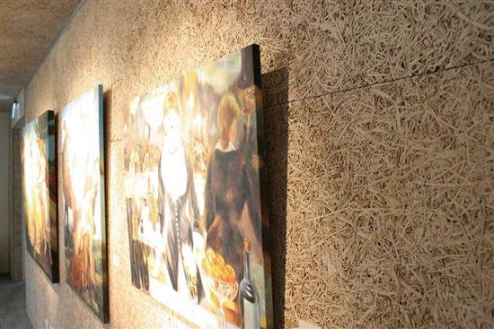 【中菱】鑽泥板-鑽泥板-造型吸音牆設計-鑽泥板-造型吸音牆設計,【中菱】鑽泥板,耐燃木絲水泥板
