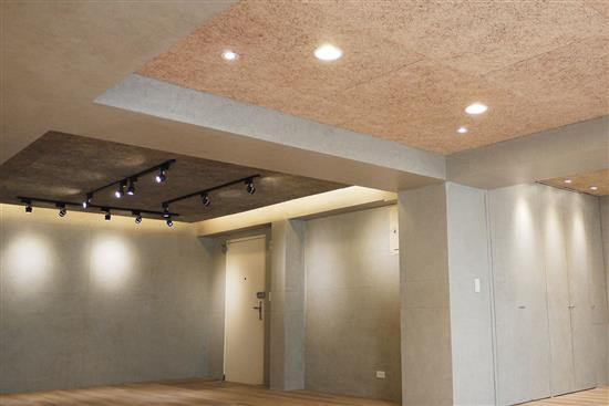 【中菱】鑽泥板-鑽泥板-好感清水模空間-鑽泥板-好感清水模空間,【中菱】鑽泥板,耐燃木絲水泥板