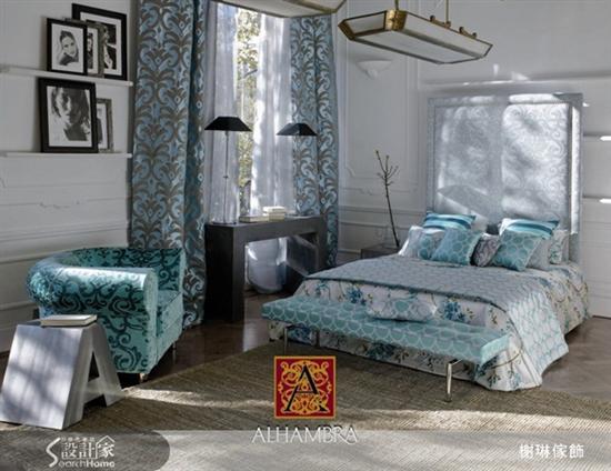 榭琳傢飾有限公司-Kavana系列-1綠-Kavana系列-1綠,榭琳家飾,家飾布