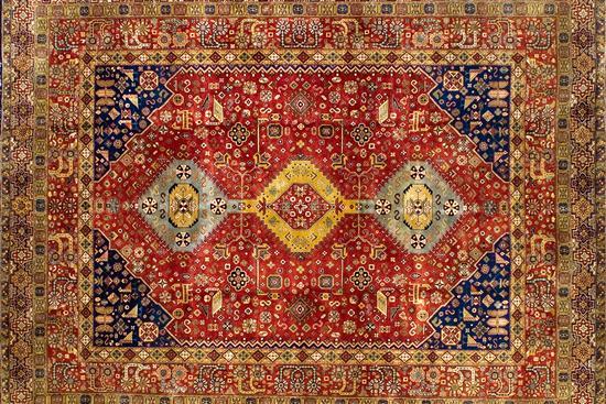 【達森家居】STICKLEY_純手工羊毛地毯 RU-4000-地毯(塊毯)