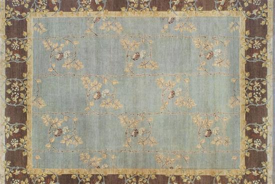 【達森家居】STICKLEY_純手工羊毛地毯 RU-1910-地毯(塊毯)