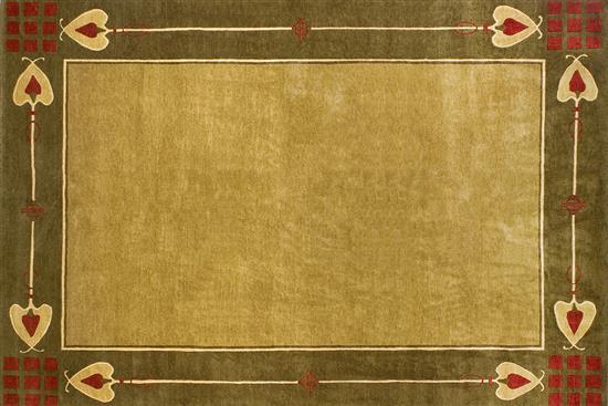 【達森家居】STICKLEY_純手工羊毛地毯 RU-1170、RU-1180-地毯(塊毯)