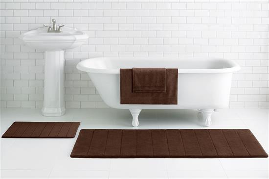 Bath Mat Runner舒適記憶綿浴墊-地墊