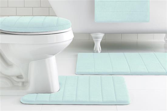 Contour Mat舒適記憶綿浴廁浴墊-地墊