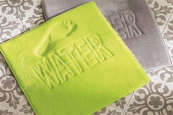 Water Mat水概念記憶綿浴墊-地墊