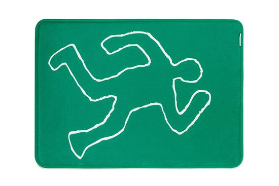 慎康企業-Dancing Man 趣味記憶綿浴墊-恣情舞動-Dancing Man 趣味記憶綿浴墊-恣情舞動,慎康企業,地墊