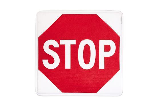 慎康企業-Stop Sign 趣味記憶綿浴墊-全面停止-Stop Sign 趣味記憶綿浴墊-全面停止,慎康企業,地墊