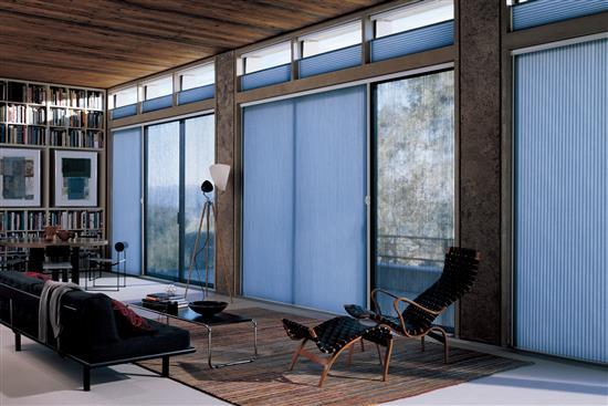 直立式風琴簾-HunterDouglas風琴簾