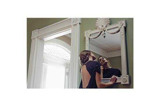 Regent's Mirror洛可可丰華鏡-設計小物