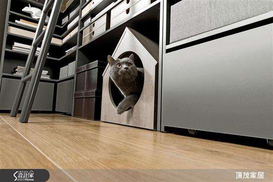 VOX-Lori系列-寵物窩-設計小物
