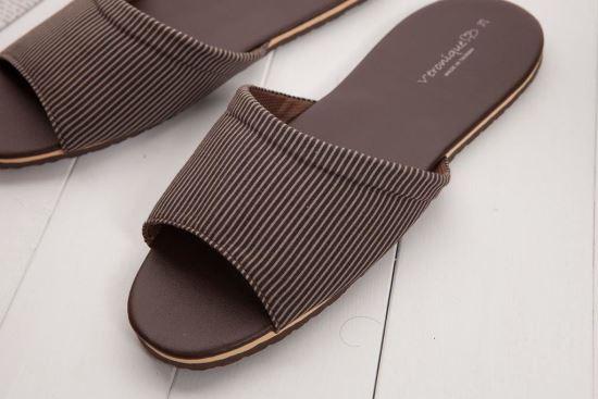 Vero & Nique   維諾妮卡-66100漫遊生活室內皮拖鞋-66100漫遊生活室內皮拖鞋,Vero & Nique   維諾妮卡,居家用品