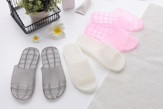 74004粉漾家居浴室拖鞋-居家用品
