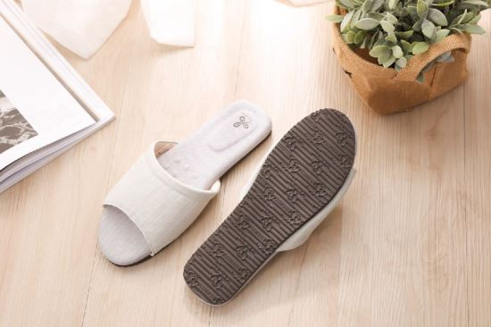 1186016復古健康環保銀離子拖鞋-居家用品