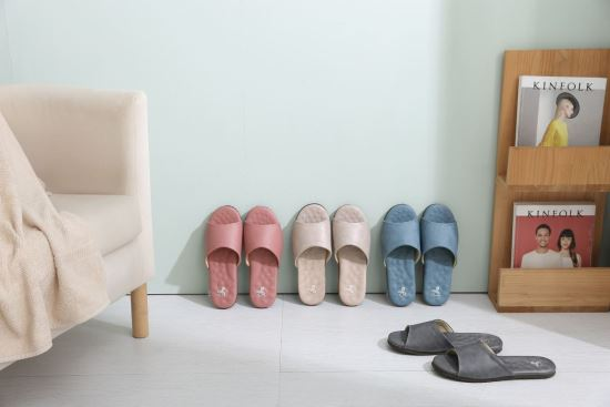 Vero & Nique   維諾妮卡-1206014 優質乳膠室內皮拖鞋-1206014 優質乳膠室內皮拖鞋,Vero & Nique   維諾妮卡,居家用品