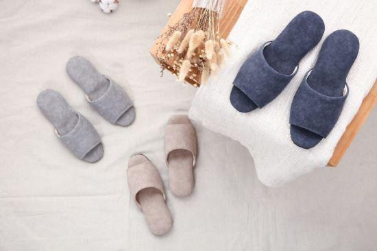 Vero & Nique   維諾妮卡-1206037 日式風尚室內皮拖鞋-1206037 日式風尚室內皮拖鞋,Vero & Nique   維諾妮卡,居家用品