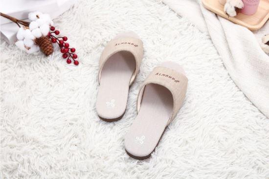 Vero & Nique   維諾妮卡-1206053 和風素色冰咖啡紗室內拖鞋-1206053 和風素色冰咖啡紗室內拖鞋,Vero & Nique   維諾妮卡,居家用品