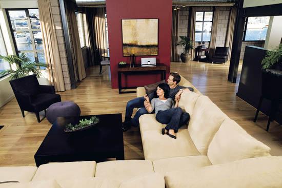 小資家庭專案~客廳變身家庭劇院