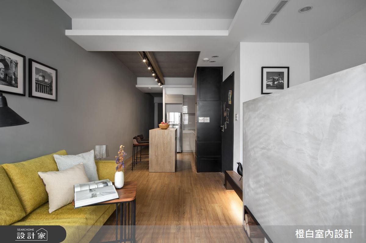 14 坪也高機能!有著吧檯、和室、好採光的迷你單身宅