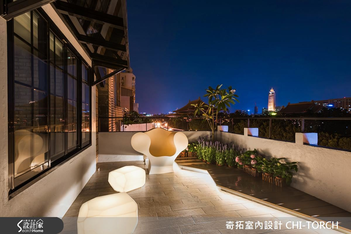 從陽台開始愛上整個家! 把異國記憶帶回 40 坪老公寓
