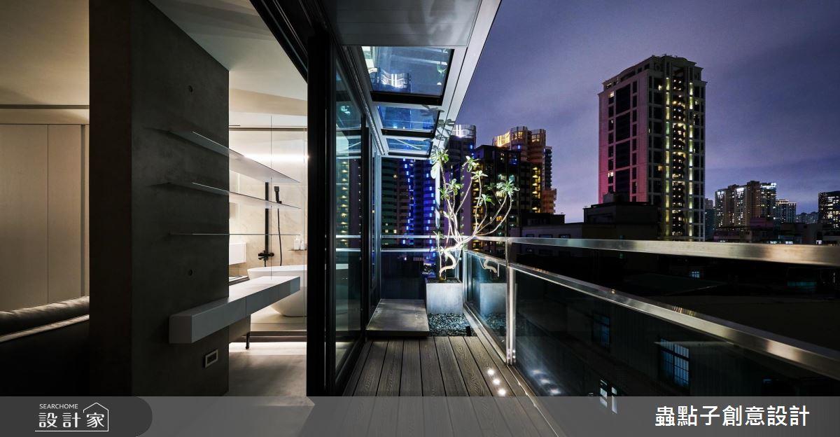 揭密專業設計師的家! 14 坪小「好」宅化身極淨空中樓閣